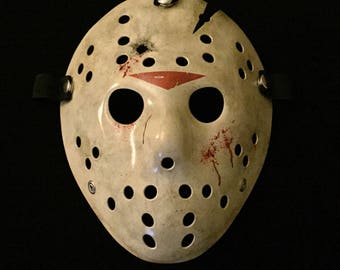 Friday The 13th Part 6 Jason Lives Hockey Mask Jason Voorhees