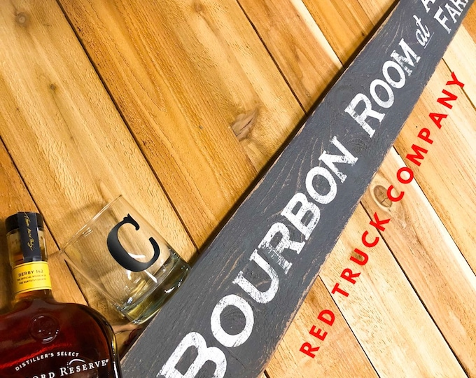 Bourbon Barrel Sign. Man Cave Decor. Bourbon and Barrel. Bourbon Sign. Bourbon Gifts. Bourbon Art. Kentucky Bourbon. Bar Decor. Wine Decor.
