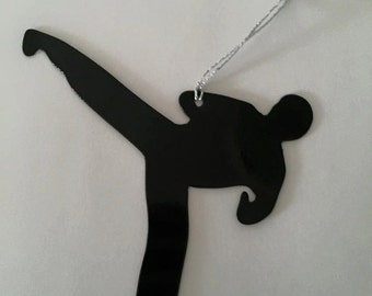 Kick Boxing Medal Hanger