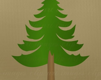 Pine Tree Clip Art, Royalty Free, No Credit Required