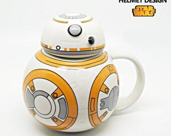 Star Wars BB8 Droid mug
