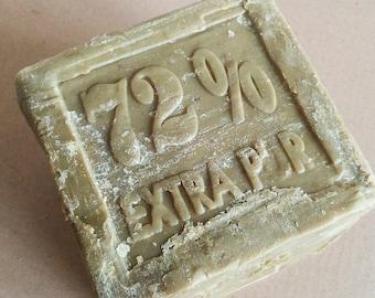Felting - 600 grams olive SOAP