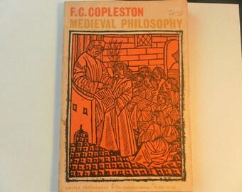 Medieval Philosophy by F.C. Copleston 1961