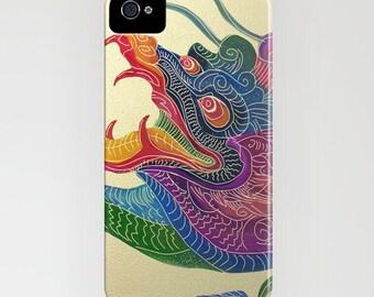 Designer Dragon Chinese Zodiac Phone Case - Brazen Art - Designer iPhone Samsung Case