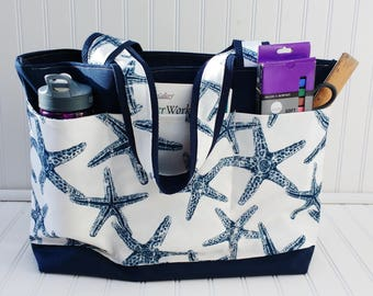 Teacher Tote Bags - Teacher Tote - Teacher Bag - Gifts for Teachers- Teacher Bag Canvas-Teacher Bag With Pockets - Teacher Bags-Teacher Gift