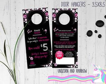 UPDATED LOGO Paparazzi Door Hangers- Diamonds - Instant Download