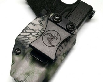 Springfield XDS 9mm 40 45 ACP 3.3 Carry and Conceal Kydex Holster