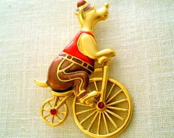 The BicyCle Riding CiRcus DoG