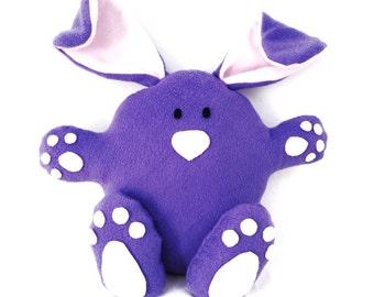 Bunny Plush Pattern / Soft Toy Pattern / Stuffed Rabbit Pattern / Plushie Pattern / Bunny Sewing Pattern / Animal Pattern / Stuffed Bunny