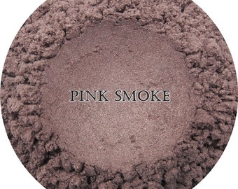 Loose Mineral Eyeshadow-Pink Smoke