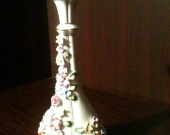 Beautiful porcelain bud vase