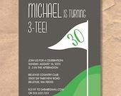 Printable Golf Birthday/P...