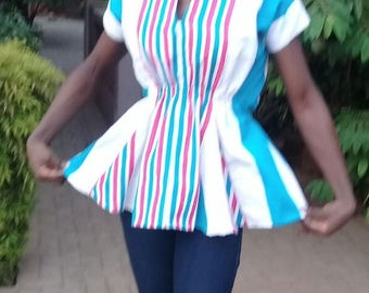 Lowager (smock) dress. Available in small, medium, and large.