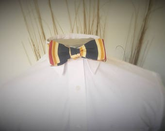 Handmade SELF-TIE Bowtie- Style/ Classic Butterfly