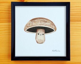 Little Portobello - Framed Mini Painting