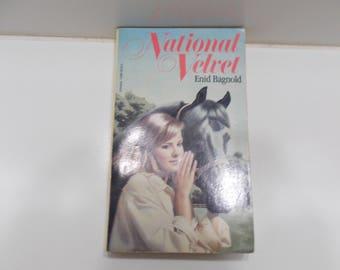 Vintage 1953 Copyright, National Velvet (32) Enid Bagnold