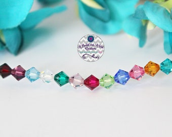 Additional Swarovski Birthstone Crystals