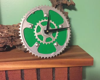 Bicycle Gear Clock