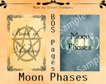 BOS Pages - Moon Phases