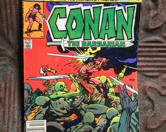 "Conan The Barbarian Dec 1981 Vol. 1 #129 ""The Creation Quest"" Comic Book"
