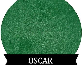 Green Mineral Eyeshadow Pigment OSCAR
