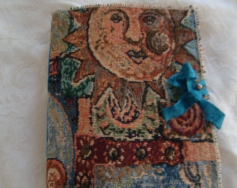 Junk Journal, Fabric Cover