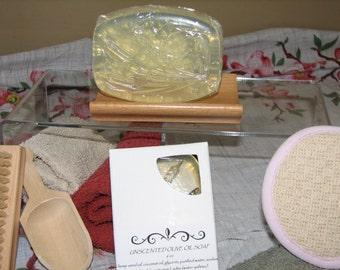 Olive Oil Soap No Dye No Scent 6 oz
