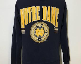 Vintage Notre Dame Sweatshirt XS/S
