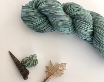 100g 8ply Cotton Yarn | Hand dyed | NAUTICUS | Australian sourced and dyed | Knitting and Crochet yarn | Ocean colours