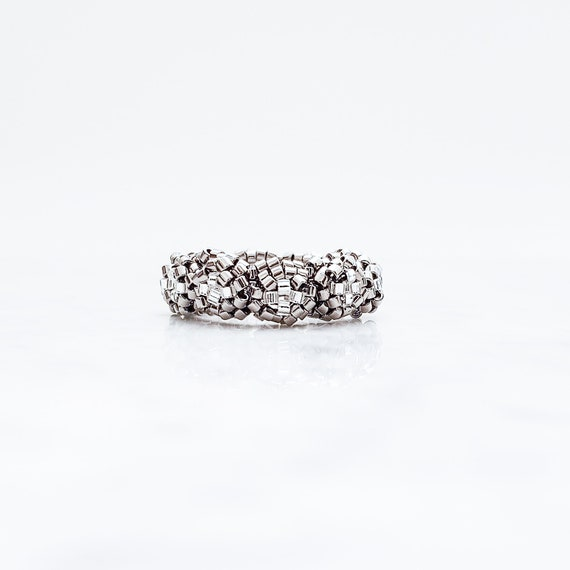 ROSA Ring | Silver