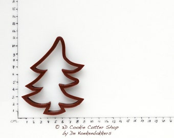 Christmas Tree #2 Cookie Cutter