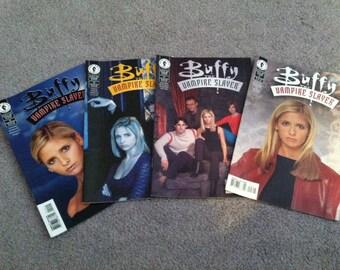 Buffy the Vampire Slayer Comic #19, #20, #21, #23