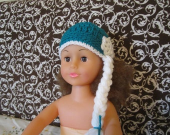 American Girl Doll - Ice Queen Hat