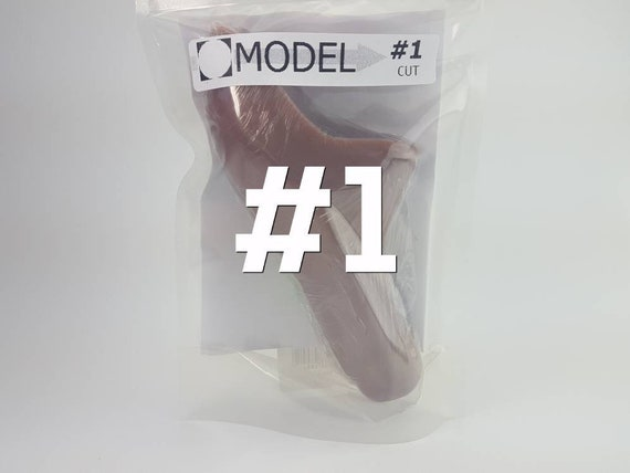 Number One STP - Soft Powder Finish - Platinum Silicone - Mature - FTM-Prosthetic - Transgender