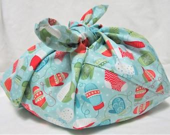 NEW - Medium Bento Knitting Project Bag