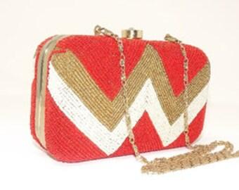 Women's Designer Clutch with sling