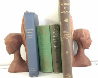 Book Ends, Pottery, Art Collectibles,