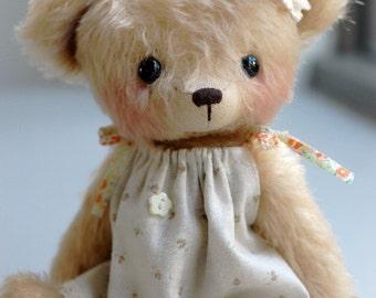 JENNY BEAR pattern and Kit - by bear artist Jenny Lee of Jennylovesbenny bears