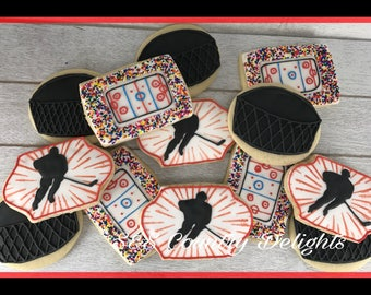 Hockey Cookies