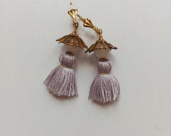 Boucles d'oreilles de Ninette, #1733