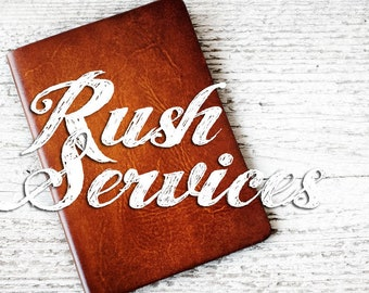 Rush Services - Order will ship in 1-2 BUSINESS DAYS - Add On