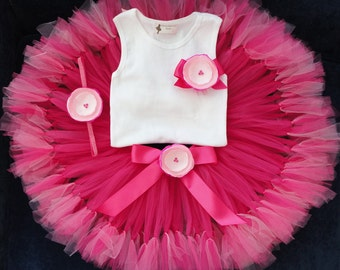 Pretty Pink Tutu Dress