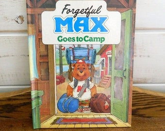 Forgetful Max Goes To Camp