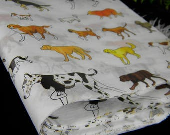 Dogs Tissue Paper Sheets - Canine Print Tissue - Puppy Dog Party Gift Wrap Paper - Pet Store Packaging Tissue - Supplies - 12 sheets