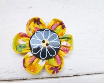 Fabric flower, flower embelishment, flower diy, flower for sale, flower for crafts, flower for pins, flowers for hair clips, cute flower