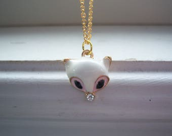 Fox Necklace  - Free Gift With Purchase