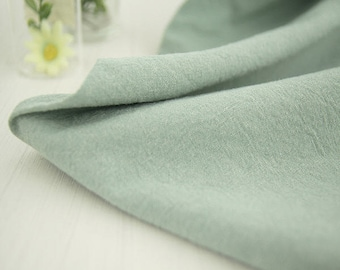Soft Solid Cotton Fabric - Mint - By the Yard 55953