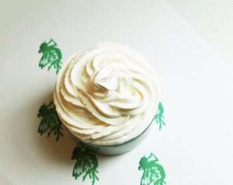 Absinthe Whipped Soap - Scented Soap - Homemade Soap - Vegan Soap - Glycerin Soap - Cream Soap - Easter Gift