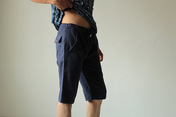 Men's 100 percent hemp short pants (3 sizes) P 1435 61JfEiXo