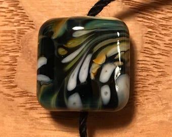 OOAK SRA Lampwork glass bead Focal MAG